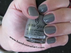 VERNIS china glaze gris