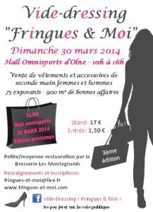 flyers vide-dressing Fringues & Moi