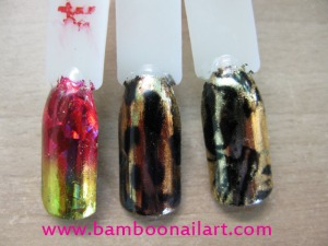 DISPLAY FOILS 12