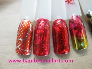DISPLAY FOILS 13