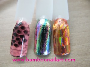 DISPLAY FOILS 14