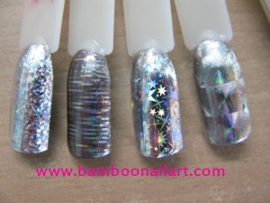DISPLAY FOILS 3