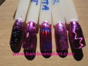 DISPLAY FOILS 5