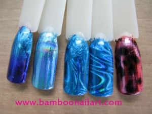 DISPLAY FOILS 6