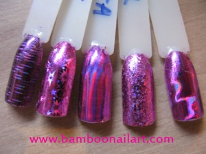 DISPLAY FOILS 7