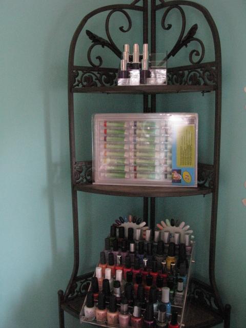 Atelier bamboo nail art - Etagere transparente ikea ...