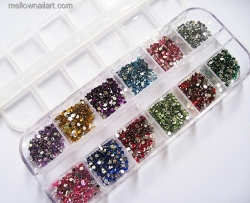 strass 2mm case