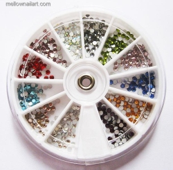 strass roue 2.4mm