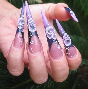POSE ONGLE ARTISTIQUE 6