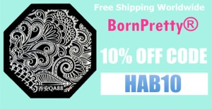 BORN PRETTY CODE-HAB10