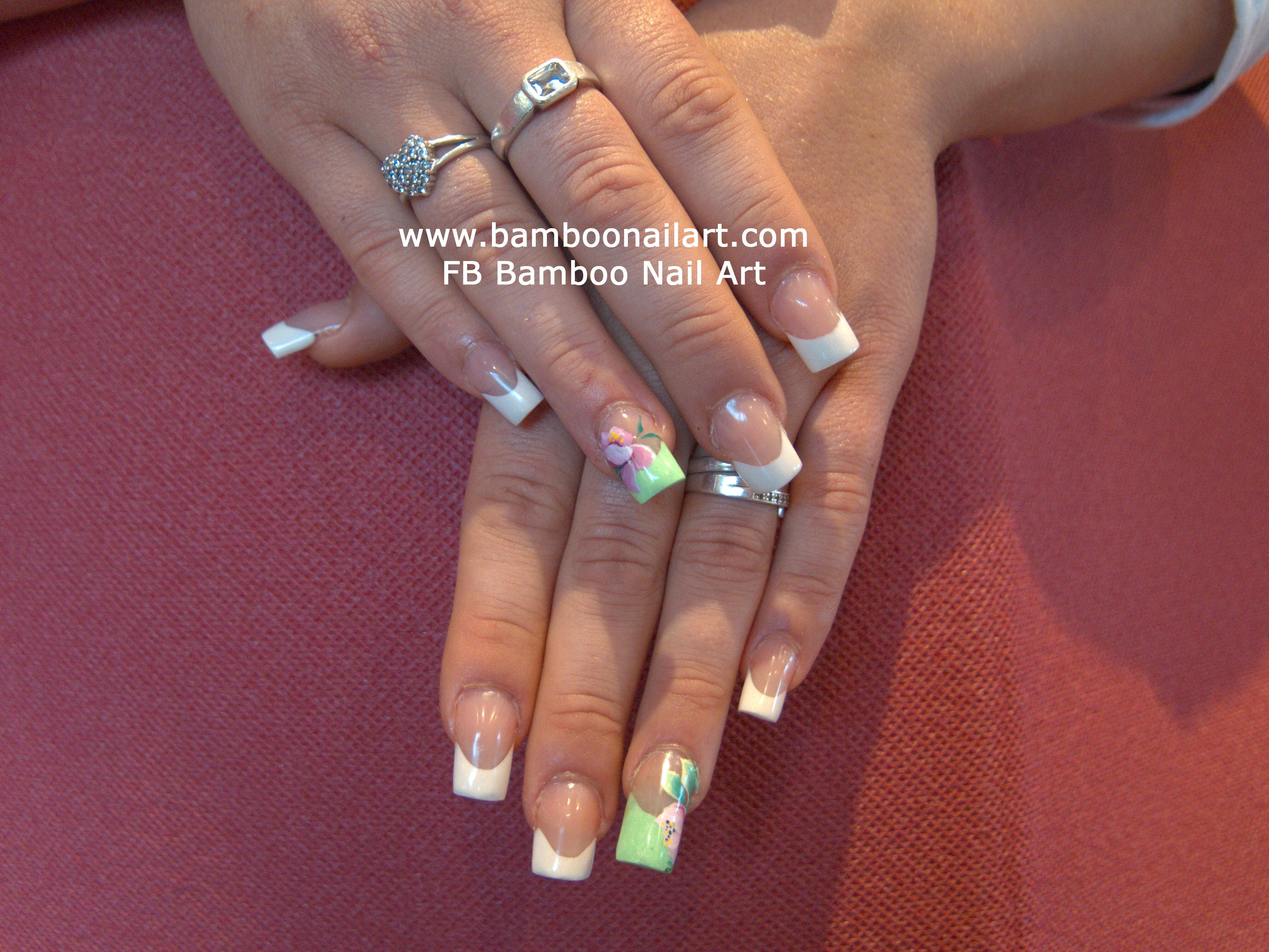 Uncategorized bamboo nail art page 3 - Modele dessin ongle gratuit ...